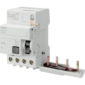 Fehlerstromschutzschalter Block 5SY Typ A PSE/SSF 63A 4-polig 300mA