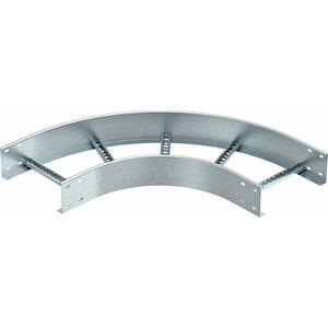 Bogen 90° für Kabelleiter 110x500 St bandverzinkt
