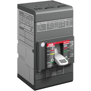 Leistungsschalter Tmax XT3N 250 TMD 160-1600 160A 4-polig FF IN=50%