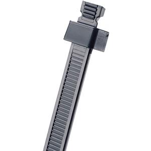 Kabelbinder Standard wärmestabilisiert schwarz 172 mm