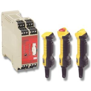 Zustimmtaster 2S+ 2 DrucktasterS