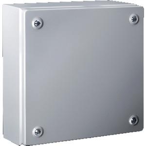 Klemmenkasten lackiert ohne Flanschplatte RAL 7035