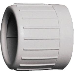 Stecktülle Kunststoff 40 halogenfrei grau
