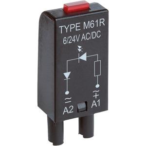 Zubehör Serie RA / RM / RP Steckmodul zu Sockelfassung MODUL M61R