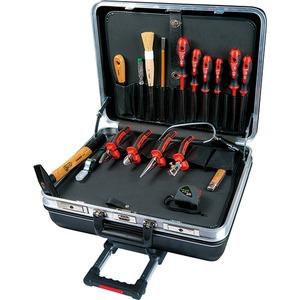 Werkzeugkoffer OmegaMax Trolley Start VDE 19 teilig