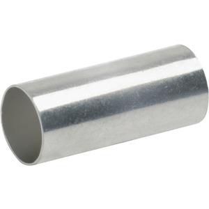 Hülse für verdichtete Leiter 400 mm² E-Cu galvanisch verzinnt