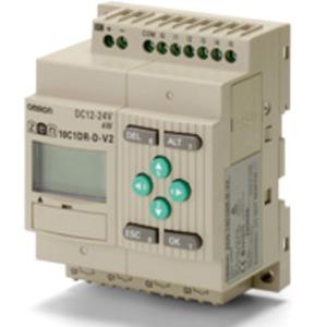 Kleinsteuerung ZEN Basisger. DELUXE 12-24 VDC 6E + 3A (Relais) RS-485