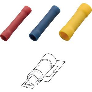 Isolierte Stossverbinder für Kabelquerschnitt 4,0-6,0 mm²