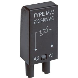 Zubehör Serie RA / RM / RP Steckmodul zu Sockelfassung MODUL M73