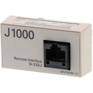 RS-232C Schnittstelle zum Einsatz mit LED Operator JVOP-182