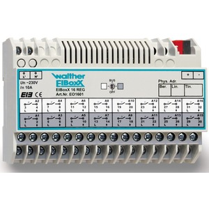 EIBoxX Schaltaktor 16 - fach Aktor 10A