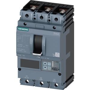 Leistungsschalter 3VA2 IEC 160 Frame 3p In= 100 A Icu= 55 kA - Motorschutz