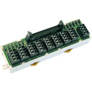 Klemmenblock passend zu CJ1W-CTL41-E schraublos 40-polig
