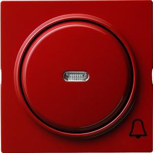 Wippe Kontroll Symbol Klingel für S-Color rot