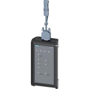 Prüfgerät TD500 inkl. 2 Verb.kabel u. 3VA-TD500 ext. Netzteil - Zubehör für 3VA2