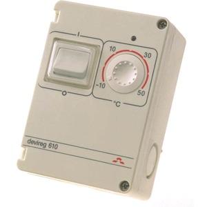 Thermostat Leitungsfühler devireg 610 Devi 19116144