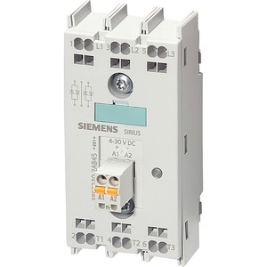 Halbleiterrelais 2RF2 3-ph. 30A 40°C 48-600V/4-30V DC3-Ph. gesteuert