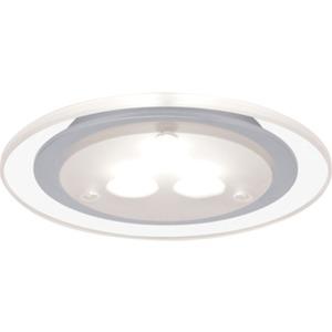 LED Möbeleinbaustrahler-Set Micro Line Deco LED Chrom matt 3er Set