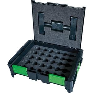 Werkzeugbox SysCon für Presseinsätze leer