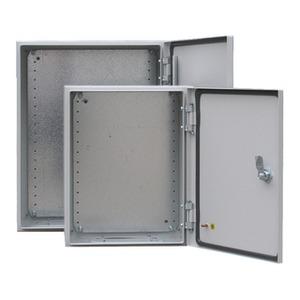 Kompakter Mittelformat Wandschrank IP56 600 x 760 x 210 mm