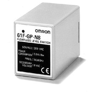 Niveauregler Standardanwendung 230VAC leitfähig 8-poliger Sockelaufbau