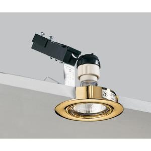 HV Einbaustrahler 230V/GZ10/50W mattch