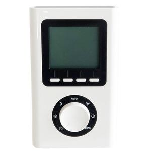 Funksteuerung für Badheizkörper BHK mit Uhr LCD-Anzeige und Wochenprogramm
