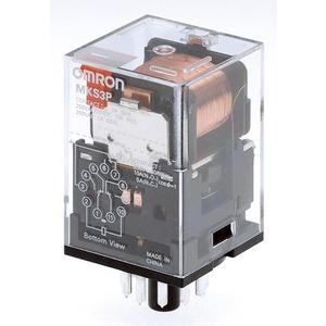 Industrierelais 3 Wechsler 24 V AC