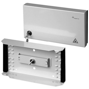 LWL-Kompakt-Spleißbox  265 x 150 x 55 mm