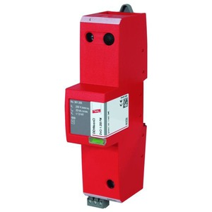 Kombiableiter Typ 1 1-polig 255V AC mit Vorsicherung