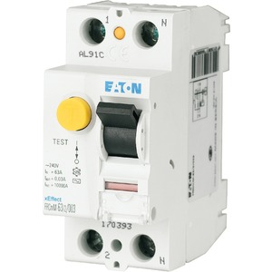 Fehlerstromschutzschalter 100A 2-polig 100mA Typ-S/A