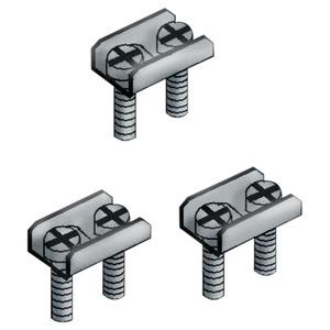 Zub. für 3NJ4103 Bausatz Schellenklemme CU 1,5 bis 70qmm 1 Satz=3 St.
