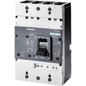 Leistungsschalter VL400N IC55kA 415V AC 4pol.