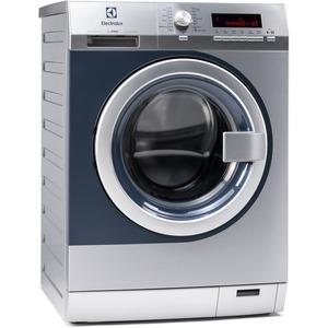 Gewerbe Waschmaschine mit Laugenpumpe WE170P myPRO