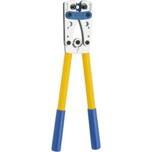 Presswerkzeug für Rohrkabelschuhe und Verbinder 6-50 mm²