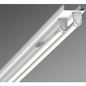 Geräteträger freistrahlend aus Stahl SDG 2/80 EVG dim DALI vw