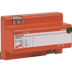 SPS PRO Zweipoliger Ableiter mit Filter