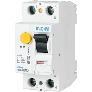 Fehlerstromschutzschalter 25A 2-polig 100mA Typ-S/F