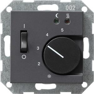 RTR 230V mit Sensor Fußbodenheizung System 55 anthrazit