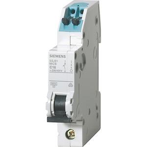 Leitungsschutzschalter 16A 230/400V 6kA 1-polig Type C