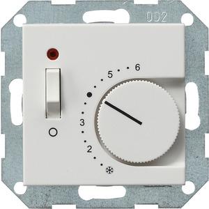 RTR 24 V mit Öffner+Schalter für System 55 reinweiß matt