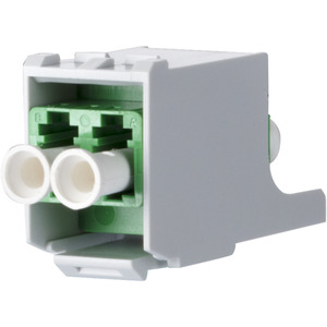 OpDAT modul LC-D APC (Keramik grün) SM