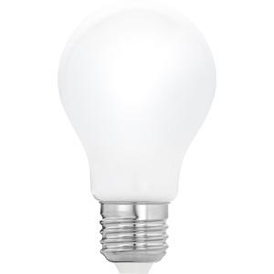 LED Lampe E27 A60 8W 2700K opal Filament