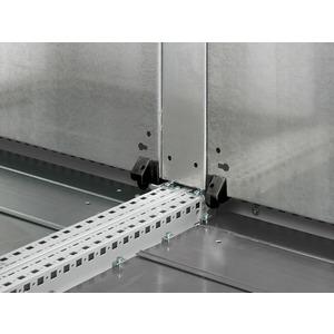 Montageplatten-Zwischenstück für 1800 mm Schrankhöhe
