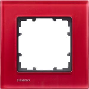1-fach Glas Rahmen DELTA miro Glas ORIENT 90x90mm