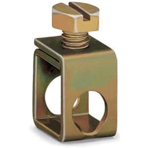 Anschlussklemme für N-Sammelschiene 2,5 mm² - 35 mm² blank