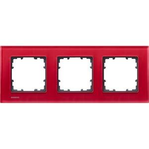 3-fach Glas Rahmen DELTA miro Glas ORIENT 232x90mm