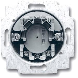 Unterputz Jalousietaster für Profilhalbzylinder 2-polig
