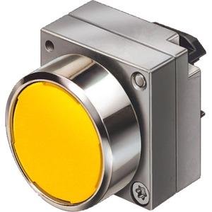 22mm Metall rund Betätiger Drucktaster