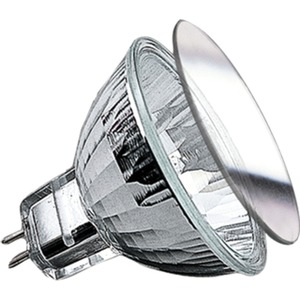 Niedervolthalogen Reflektorlampe Security 35 Watt GU5,3 Silber